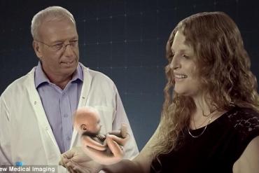 Công nghệ Holograms 3D trong Y khoa